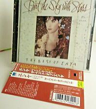 Enya Paint The Sky Japan Edition +1 Bonus track CD with OBI 1997.11