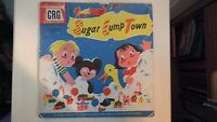 SUGAR LUMP TOWN CRG Records 78 RPM 50s