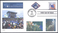 BSA  22ND WORLD SCOUT JAMBOREE   SWEDEN   BOY SCOUTS OPENING CEREMONY   FDC- DWc