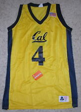 CALIFORNIA GOLDEN BEARS GAME WORN BASKETBALL JERSEY!!!