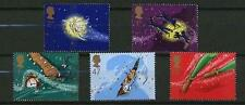 QE11 2002 FU SG 2304/08 PETER PAN  STAMPS