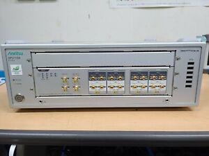 Anritsu MP2110A BERTWave, 4CH BERT, PPG/ED, 100G, Ethernet/OTN/SDH/SONET