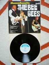 The Bee Gees Massachusetts Vinyl UK 1973 Contour 1st Press 60's Compilation LP