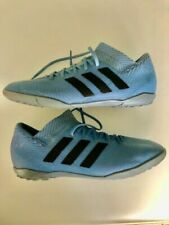 Adidas Nemeziz Tango 18.3 Turf Soccer Cleats Db2395 Blue Us Men Size 5 Pre-Owned