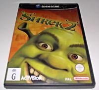 Shrek 2 Nintendo Gamecube PAL *Complete*
