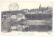 CPA 89 - JOIGNY (Yonne) - 49. Le Quai Saint-Florentin - ND Phot