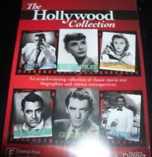 The Hollywood Collection 6 DVD Box Set (All Region) DVD – New