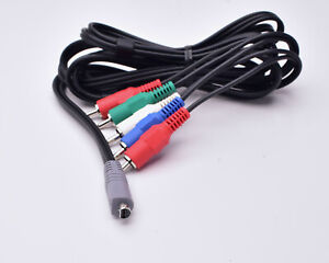 Genuine Sony Audio & Component Video Cable for HDR Camcorders (#6715U)