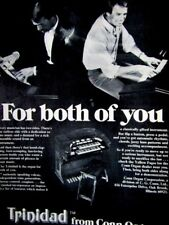 1978 Trinidad from Conn Organ-For Both Of You Original Print Ad 8.5 x 11""