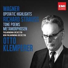 CD de musique vocaux Richard Wagner