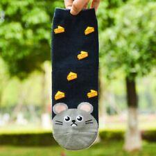 Women Winter Autumn Casual Sock Cotton Sock Animal Design Medium Stock
