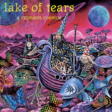 LAKE OF TEARS - A CRIMSON COSMOS Korea Edition Bread NEW Sealed