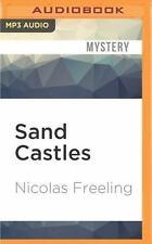 Inspector Van der Valk: Sand Castles by Nicolás Freeling (2016, MP3 CD,...