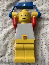 "Large Lego Man 9"" Figure Night Desk Torch Light Mini Figure Lamp Lantern £10 NR"