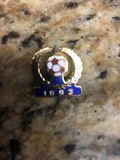 Soccer Football 1993 Pin