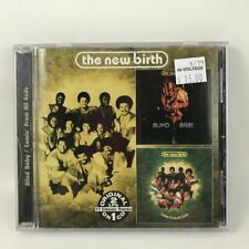 New Birth - Blind Baby/Comin From All Ends CD USED Collectables