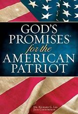 God's Promises for the American Patriot - Deluxe Edition  (HARDBACK)   BRAND NEW