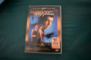 THE WORLD IS NOT ENOUGH SPECIAL 007 EDITION DVD