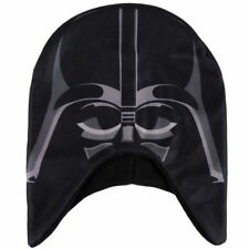 Boys Girls Kids Official Star Wars Darth Vader Winter Hat Poly Rayon