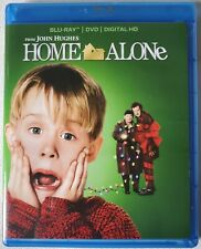 HOME ALONE 25TH ANNIVERSARY EDITION BLU RAY DVD 2 DISC SET FREE WORLD SHIPPING