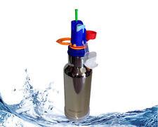 Crossfit Bottle (Brushed) - Reusable Sports Bottle By Best Bottle Ever™