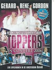 2 DVD - TOPPERS IN CONCERT 2006 - AMSTERDAM ARENA COMPLETE  5m98