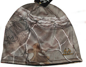 REALTREE XTRA REVERSIBLE BEANIE MEN'S ONE SIZE