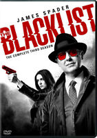 The Blacklist - The Complete Season 3 New DVD