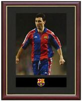 Hristo Stoichkov Mounted Framed & Glazed Memorabilia Gift Football Soccer