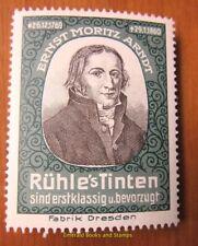 Cinderella/Poster Stamp Germany 1900s Rühle's Tinten - Arndt  - 267