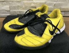 Nike Boys 4.5 Total 90 Yellow Astro Turf Football Boots Shoes
