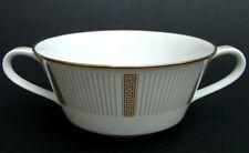 Década de 1970 Noritake Humoresque 6685 Tazones De Tamaño De Postre o Sopa de patrón 15 Cm en en muy buena condición