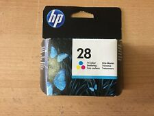 Genuine HP28  (No.28 - C8728AE) Tri-Colour Inkjet Cartridge