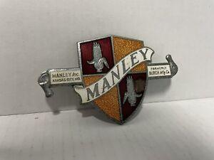 Manley Popcorn Emblem Original