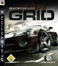 Ps3/Sony PlayStation 3 juego-Race Driver Grid [predeterminado] alemán con embalaje original
