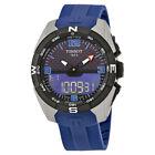 Tissot T-Touch Expert Mens Analog-Digital Rubber Watch T091.420.47.057.02
