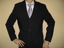 WORN ONCE BLACK TED BAKER ENDURANCE SINGLE BREAST SUIT 40R CHEST 34 WAIST 32 LEG