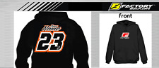CUSTOM NAME AND NUMBER  HOODIE SWEAT SHIRT MX MOTOCROSS  Style #12