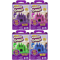 Kinetic Sand Refill Box 8oz (227g) Choose Blue Pink Purple or Green NEW