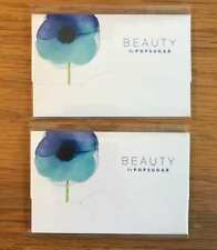 2 packs of 50 Beauty By Popsugar Be Matte Beauty Papers Natural Blotting Sheets