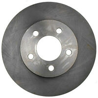 Disc Brake Rotor-Non-Coated Front ACDelco Advantage 18A736A