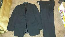 Black Alfani Men's Suit