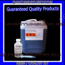 5KG generico di fibra di vetro, resina HARDNER / Catalyst & SIRINGA KIT-Muffa