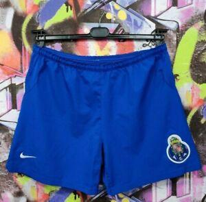 FC Porto Portugal FCP Football Soccer Training Shorts Vintage Nike Mens size M