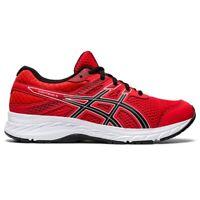 ASICS GEL-Contend 6 Shoe - Kid's Running - Red - 1014A086.600