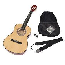 Guitarra Clasica Española Infantil Tamaño 3/4 Ideal Niños Comienzan de 8-12 años