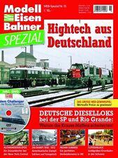 MEB especial 15-alta tecnología de alemania-con DVD