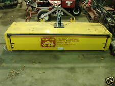 """Tru Turf sports roller 3 point hitch 72"""" tractor mount * DEMO *"""