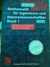 Lothar Papula - Mathematik für Ingenieure und Naturwissenschaftler, Band 1 und 2