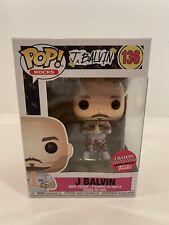 Funko Pop! Rocks J Balvin #136 (Limited Edition Funko Exclusive)
